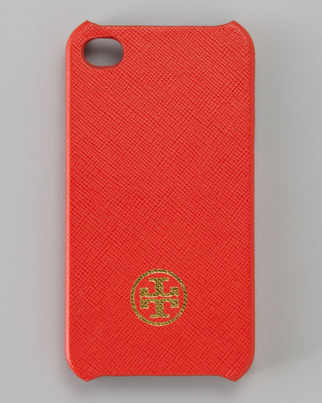 Robinson iPhone 4 Cover, Hot Red