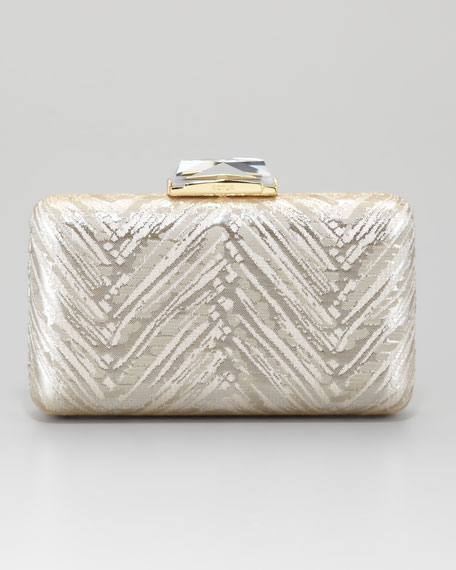Espey Brocade Clutch Bag