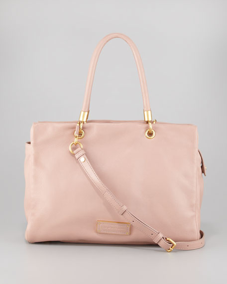 Too Hot To Handle Tote Bag, Nude