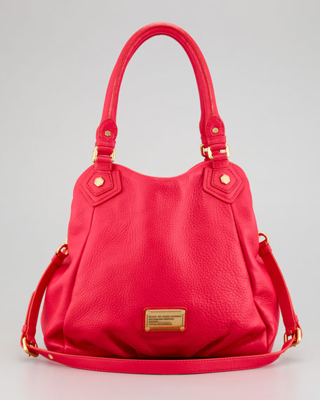 Classic Q Francesca Satchel Bag, Rock Lobster
