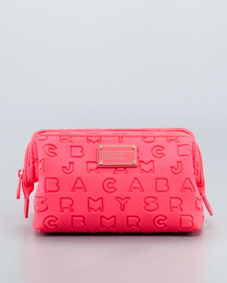 Dreamy Logo Cosmetic Case, Highlighter Flame