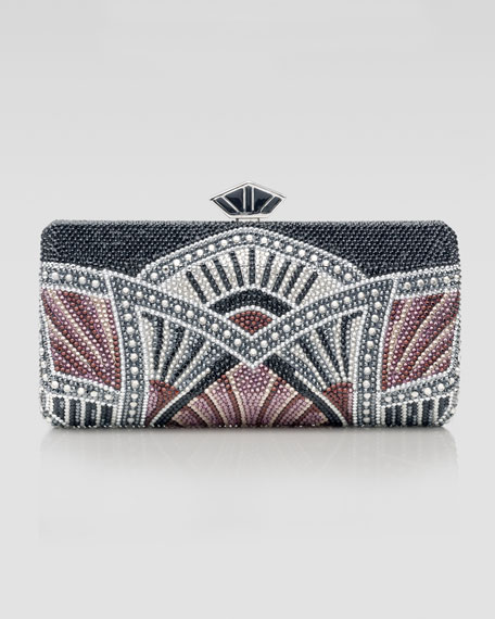 Hexagon Rhapsody Clutch Bag