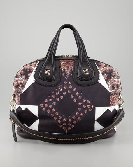 Cashmere Nightingale Bag, Medium