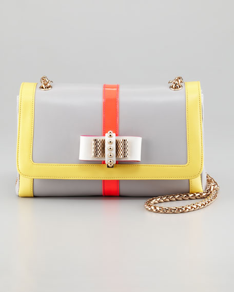 Sweet Charity Fluorescent Shoulder Bag