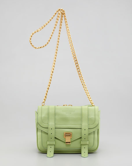 Chain-Strap Double Bag