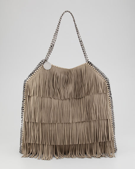 b23332dd0cb7 ... exclusive deals 97ccb c7038 Stella McCartney Falabella Fringe Tote Bag