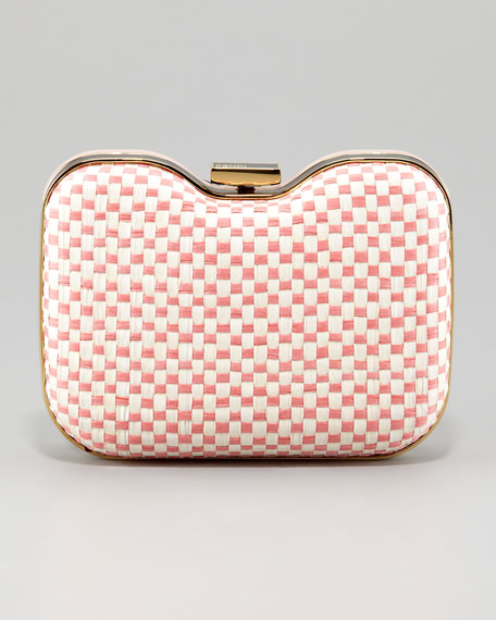 Giano Quadrotino Clutch Bag