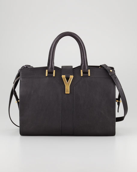 Y Ligne Mini Bag, Black