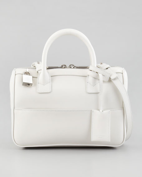 Small Crossbody Bag, Off White