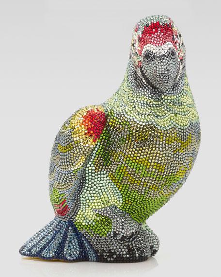Paolo Parrot Clutch Bag