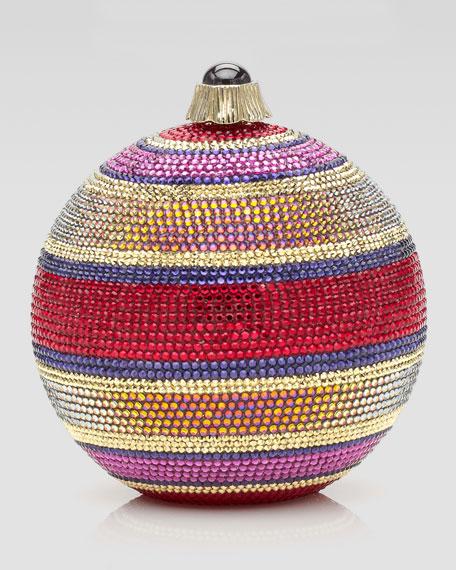 Noel Ornament Clutch