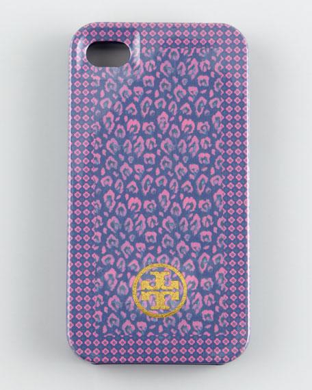 Wray Mix Hardshell iPhone Case, Blue