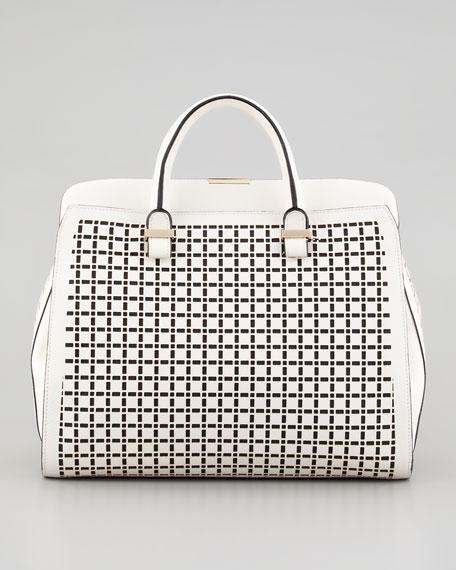 Victoria Soft Double-Handle Handbag
