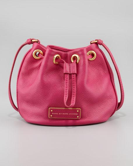 Too Hot to Handle Mini Drawstring Bag