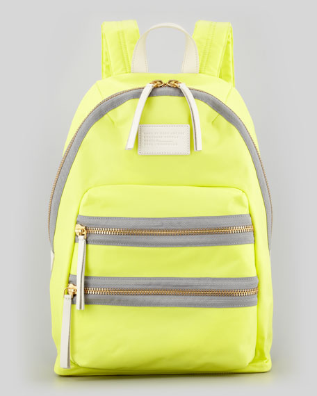 Domo Arigato Packrat Backpack, Yellow