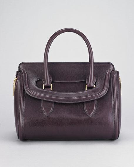 Calfskin Heroine Satchel Bag