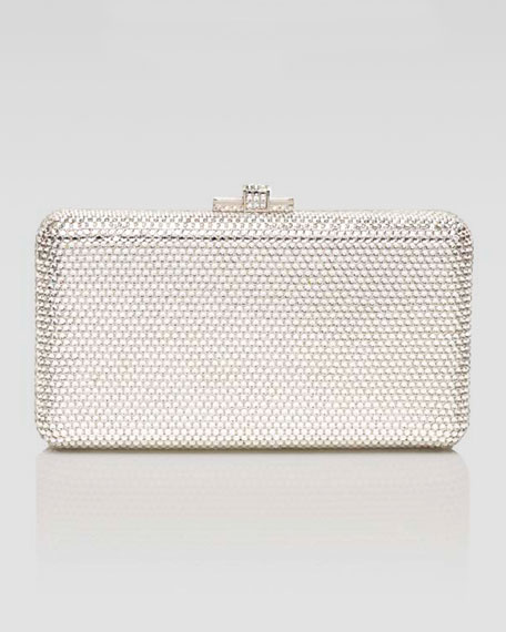 Airstream Large Clutch Bag, Clear