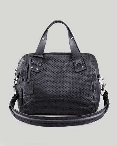 Redchurch Satchel Bag, Black