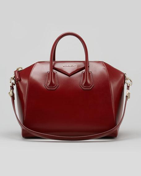4cfead310e25 Givenchy Antigona Medium Box Satchel Bag