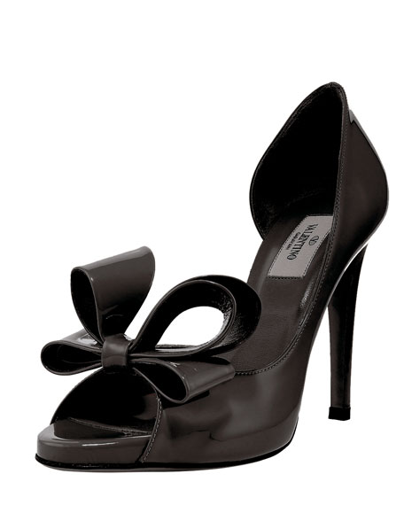 Couture Bow d'Orsay Pump