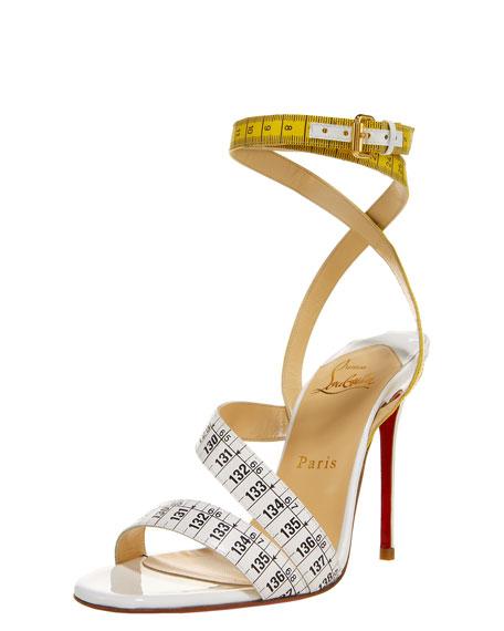 Measuring Tape Sandal