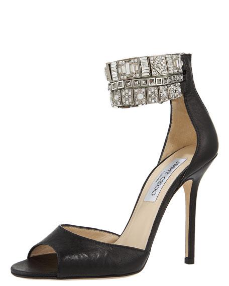 Crystal-Cuff d'Orsay