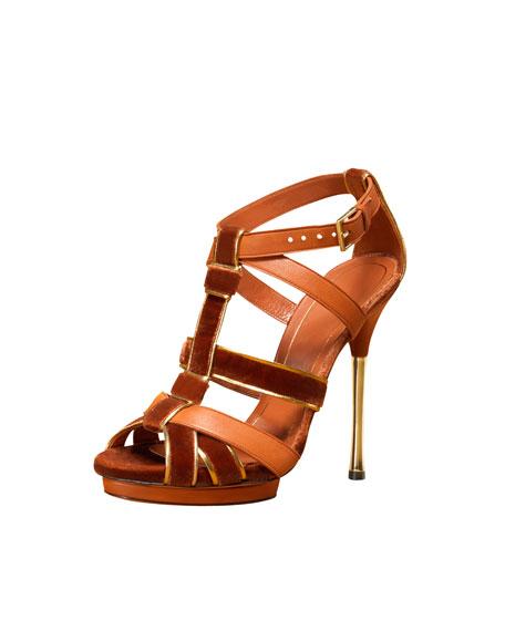 Malika High-Heel Sandal