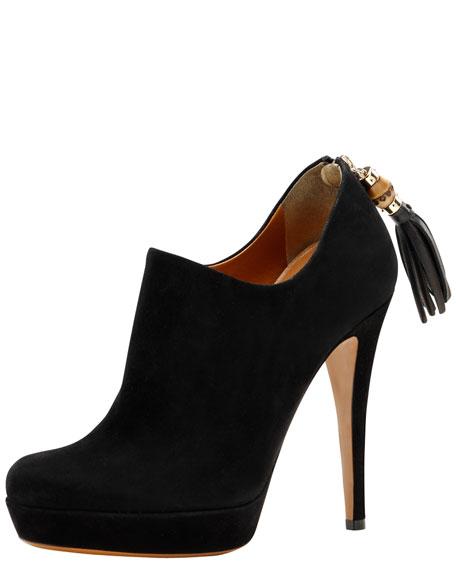Betty High-Heel Platform Bootie