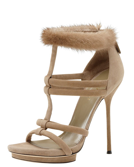 Camila T-Strap Platform Sandal