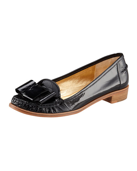 connie round-toe loafer