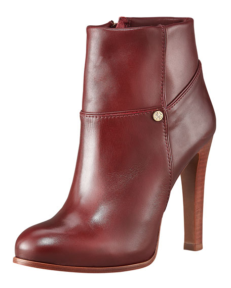 Kasey Leather Bootie