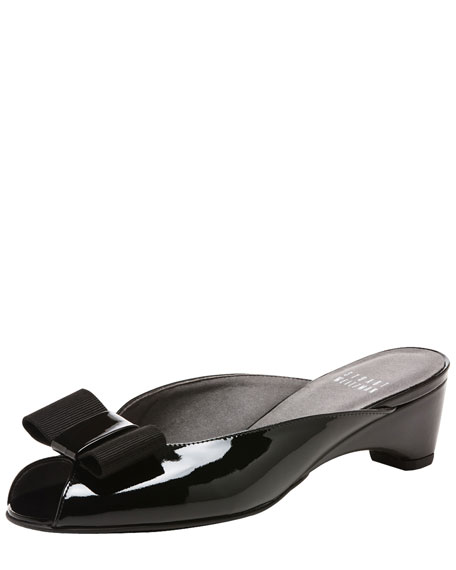 Patent Bow-Toe Slide
