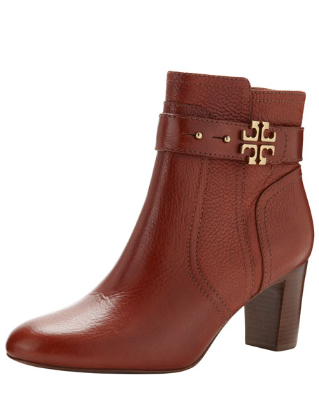 Elina Logo Ankle Boot