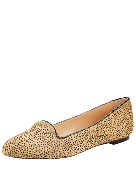 Blaise Printed Calf Hair Loafer
