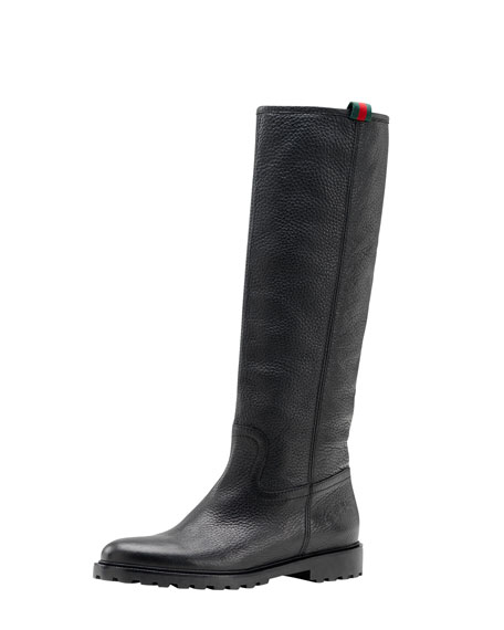 St. Moritz High-Shaft Boot