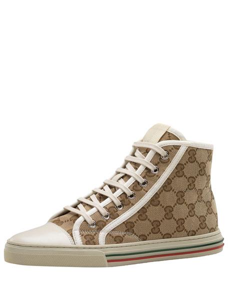 California High-Top Sneaker