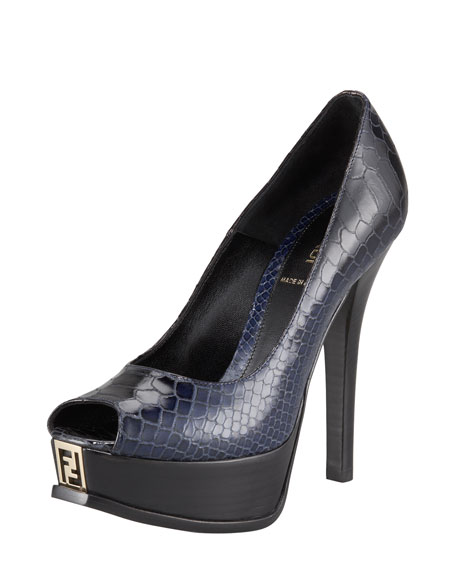 Fendista Faux-Snake Pump