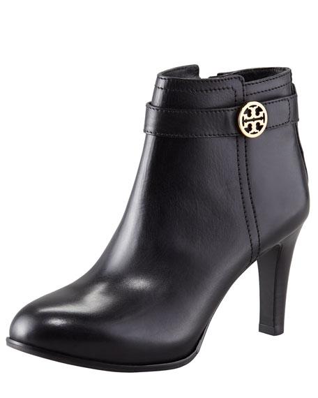 Bristol Leather Bootie