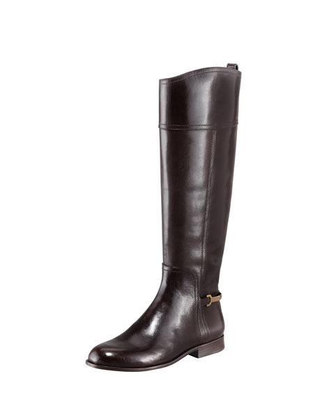 Jess Metal-Band Riding Boot