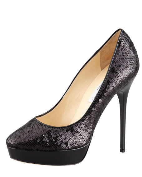 Cosmic Sequin Pump