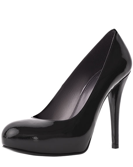 Rowin Patent Leather Platform Pump