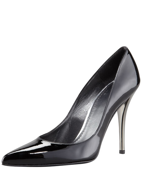Naughty Pointed-Toe Pump