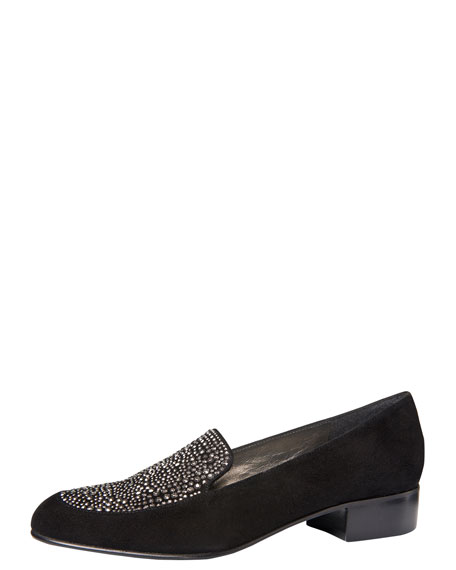 Studsalo Studded Suede Loafer