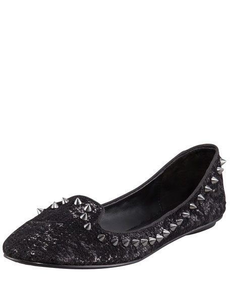 Sequined Belgium Loafer