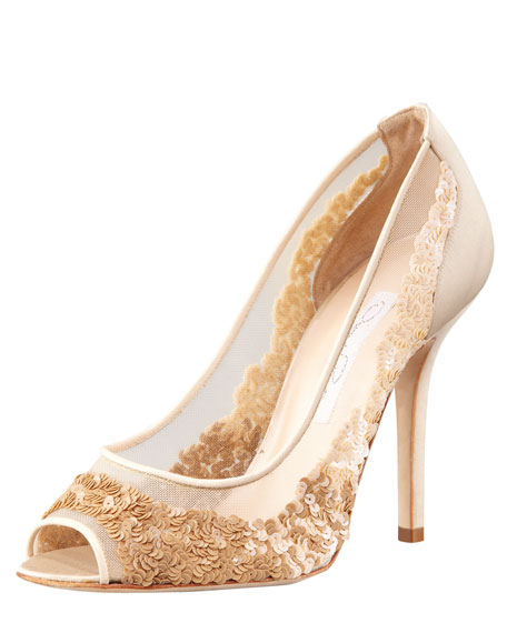 Sequin-Mesh Pump