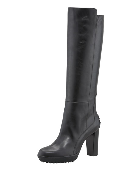 Napa High-Heel Gommini Boot