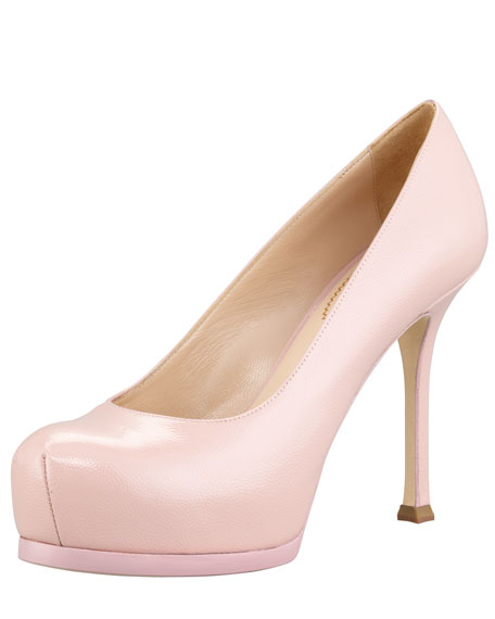 Tribtoo Hidden-Platform Pump