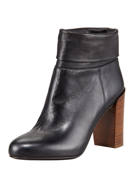 Chase Leather Ankle Boot