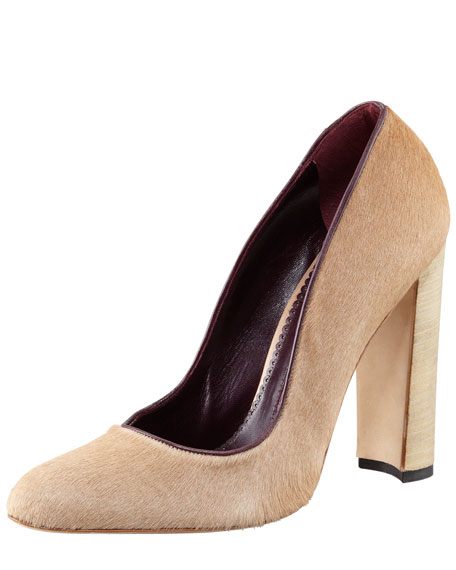 Neurotic Calf Hair Pump