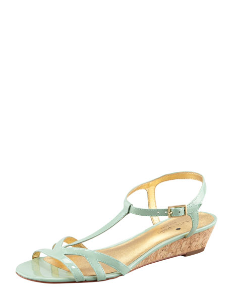 e8df003ea02 kate spade new york violet cork wedge sandal